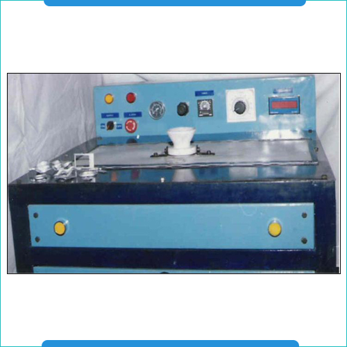 Knife Pleating Machine With Online Slitting