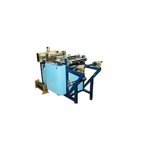 AL. Foil Folding, Corrugation & Cutting Machine