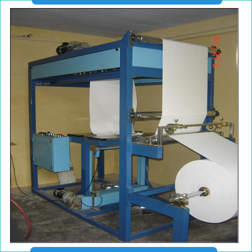 Hepa Paper Pleating Machine